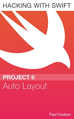 Hacking with Swift Project 6 – Auto Layout (English Edition)