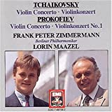 Violinkonzerte Op.35+Op.19