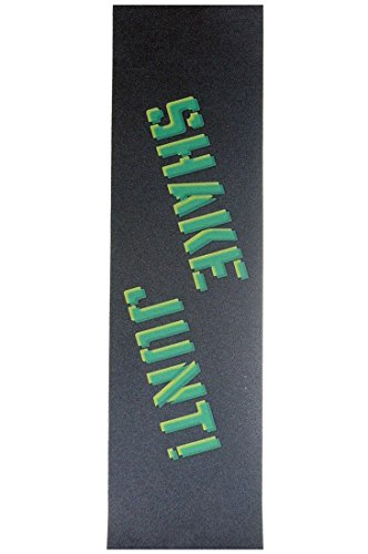 Shake Junt Sprayed green/yellow 9