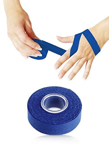 KK Hygiene Sporttape 2 cm x 10 m blau, 1er Pack (1 x 12 Stück)