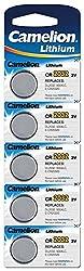 Camelion CR 2032 Batterien, 4er Pack