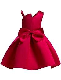 1a56e8970 Amazon.es  Vestidos Rojos Para Damas - Incluir no disponibles   Niña ...