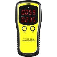 SUFAN Detector de formaldehído Calidad del Aire Interior LCD Monitor portátil Digital