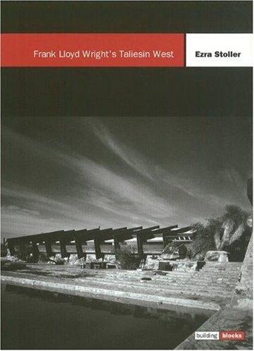 Frank Lloyd Wright's Taliesin West (Building Block Series) Block Chateau
