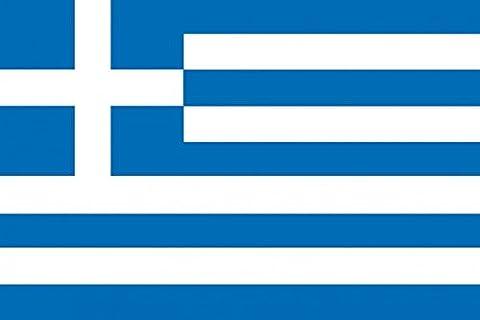 1art1 93966 Griechenland - Flaggen Der Welt XXL Poster 120