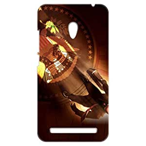 a AND b Designer Printed Mobile Back Cover / Back Case For Asus ZenFone 6 (ZEN_6_3D_1175)