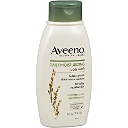 Aveeno Daily Moisturizing Body Wash - 12 oz