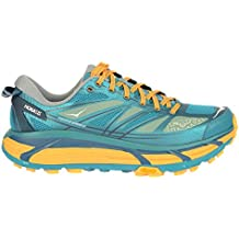 Hoka One One Mafate Speed 2harbour Blue zapatos de Trail, verde, 47 1/3