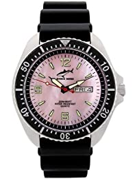 Chris Benz One Man CBO-R-SW-KB Men's Diving Watch