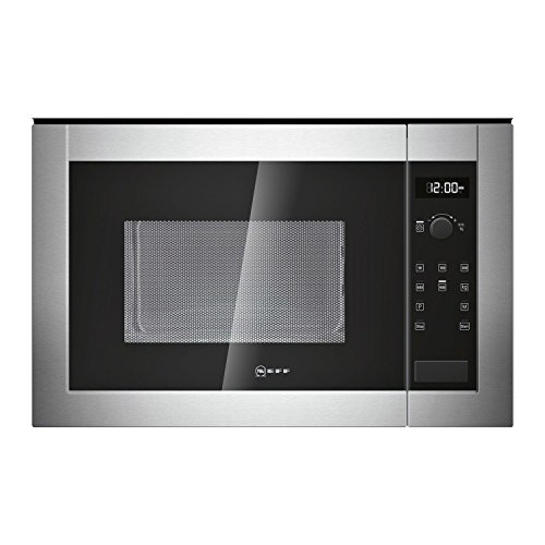 Neff H12WE60N0G Stainless Steel, 900W 25L Built-in Microwave Oven lowest price