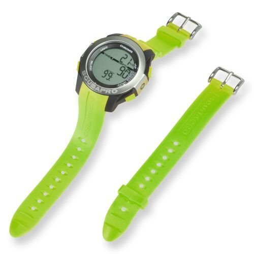 Scubapro CHROMIS Tauchcomputer Taucheruhr (black-lime) - 3