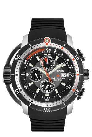Citizen-Promaster Depth Meter Chrono BJ2128-05E