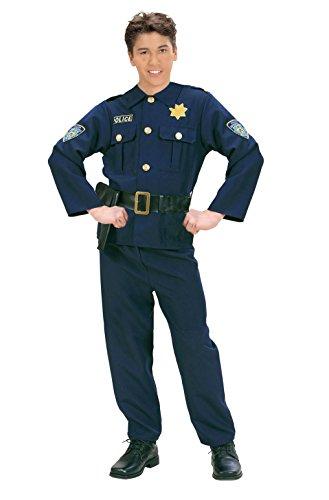 Kostüm Für Mädchen Polizisten (Widmann 73165 Kinderkostüm Polizist,)