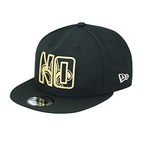 New Era NFL New Orleans Saints Exclusive Game 9FIFTY Snapback Cap