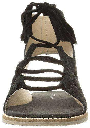 Matisse Shells Toile Sandales Gladiateur Black