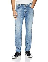 Uomo Jeans Amazon it Lee Chiaro Abbigliamento q70E5Cw