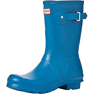 Hunter Women Original Short Wellington Boots 2