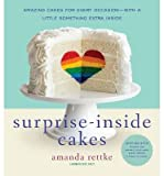 By Rettke, Amanda ( Author ) [ Surprise-Inside Cakes: Amazing Cakes for Every Occasion--With a Little Something Extra Inside By Mar-2014 Hardcover