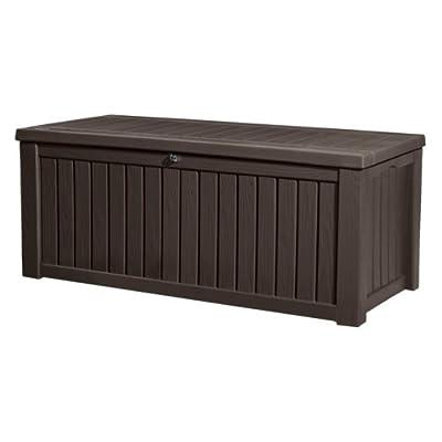 Kissenbox Jumbo 570 Liter, Gartenbox, Auflagenbox, Gartenbox, Gartentruhe