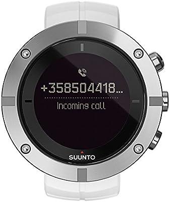 Reloj Suunto GPS 7R Kailash SILVER Altimeter Barometer Compass