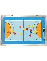 Firelong Handball Coach Tableau effaçable à sec à la main Boule Coach Plan de stratégie Tableau