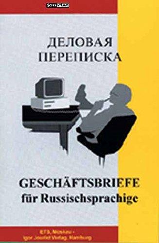 Geschäftsbriefe für Russischsprachige