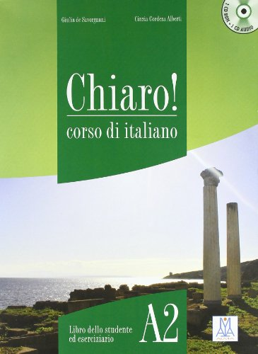 Chiaro!: Libro + CD-Rom + CD Audio (Level A2)