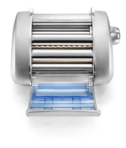 41Y8Zz2P1GL - Imperia 700 GSD Electrical Pasta Machine Pastapresto, Stainless Steel, 85 W, Multi Colour