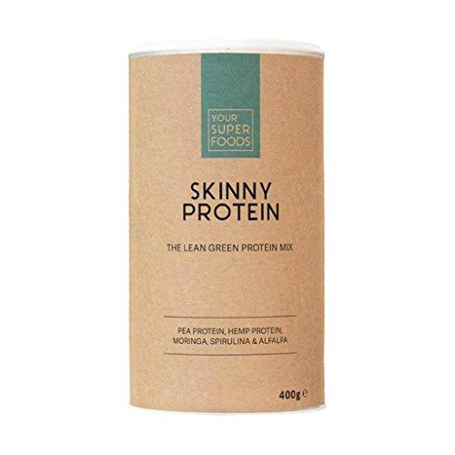 YOUR SUPERFOODS Bio Superfood Smoothie Skinny Protein Bio Superfood Smoothie im Test