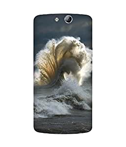 Angry Wave Oppo N1 Mini Case