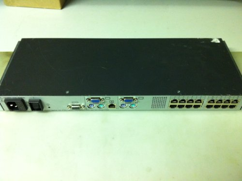 Cat5-kvm-hp (HP Server Console Switch KVM CAT5 0x2x16 396631-001)