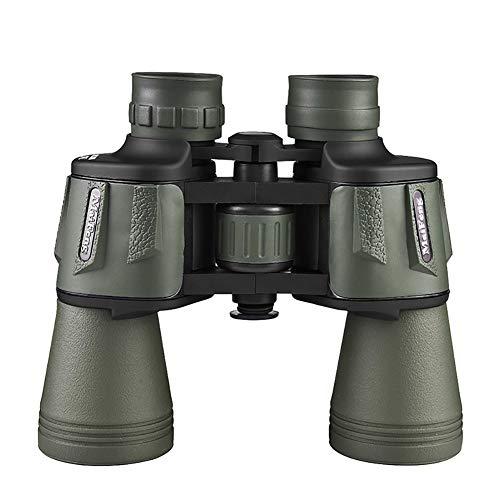 BLTX Fernglas Hochauflösendes HD-Handfernglas 20 X 50 Kompaktes Outdoor-Teleskop Ohne Infrarot Für Erwachsene, Reisen, Vogelbeobachtung, Sport, Wandern Und Die Beste Wahl Für Konzerte.