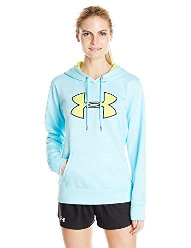 Under Armour Damen Fitness Sweatshirt UA AF BLH Twist, Vnr/Fsh/Bkn, M, 1263537