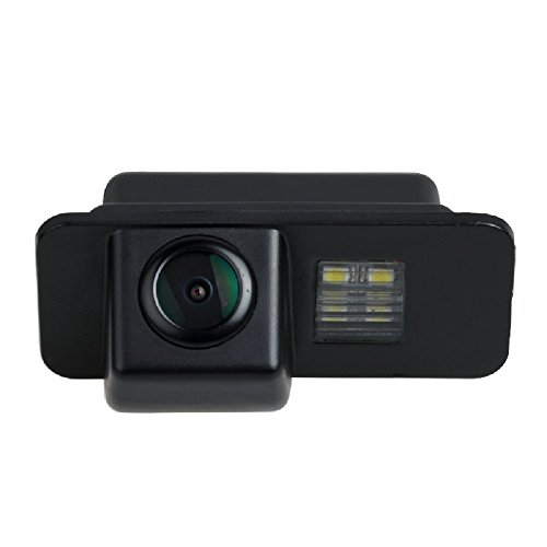 Telecamera per la Retromarcia per utilizzare alla luce Targa Retrocamera, telecamera posteriore per Mondeo Ba7,S-Max, Fiesta, Kuga , Focus Everest ,EcoSport (Telecamera B)