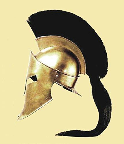 en Königs (Leonidas) aus dem Film 300 (Den Film 300 Von Leonidas)