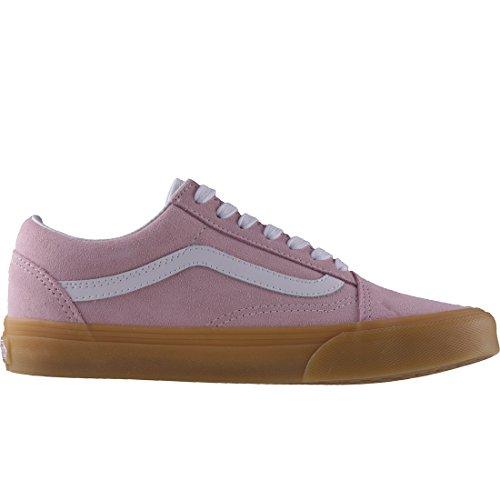 Vans Damen Old Skool Sneakers Pink (Double Light Gum)