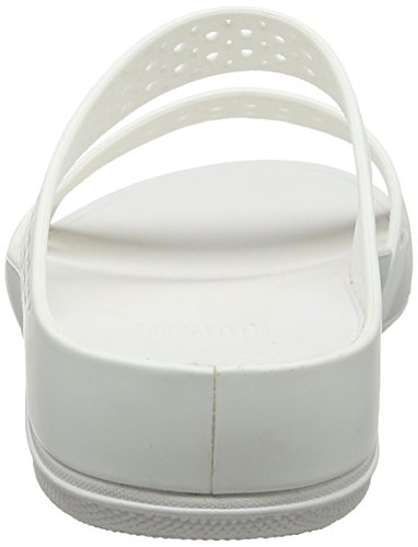 Fitflop Welljelly TM Z, Infradito Donna Bianco (Urban White Rubber)