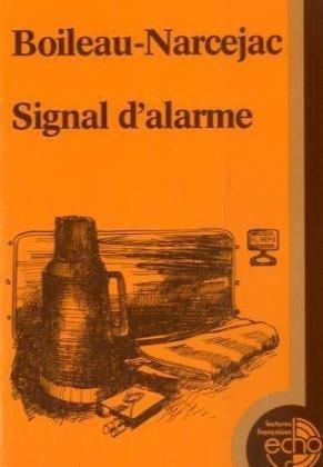 Signal d'alarme: Contes policiers