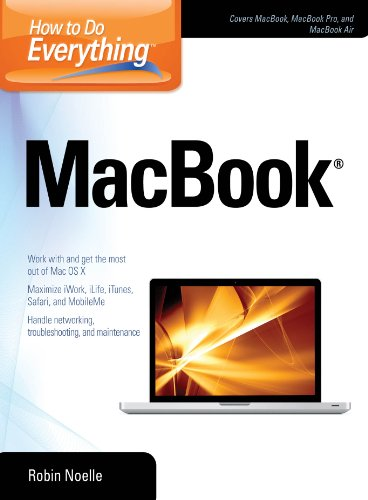 How to Do Everything MacBook (English Edition)