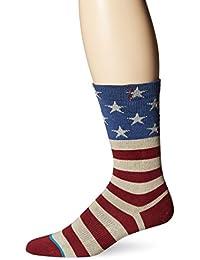 Stance Socks - Stance The Fourth!! Socks - Red