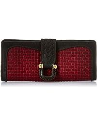 Hidesign Women's Clutch (Red Brn)