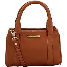 Lapis O Lupo Zap Women's Small Handbag (Tan)