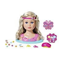 Baby Born 824788 Sister Styling Head Doll accesories