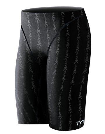 TYR Herren Swimsuit Fusion Schwarz