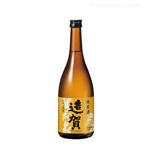 Saké Kamoisumi Zoka Junmai
