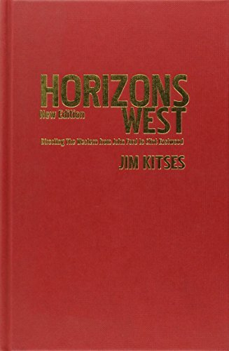 Horizons West: The Western from John Ford to Clint Eastwood (BFI Film Classics) by Jim Kitses (2007-07-07) par Jim Kitses