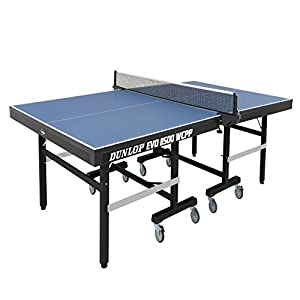 Dunlop Evo 8500 WCPP Tennis Table Full Size Professional Tournament Review 2018 from Dunlop
