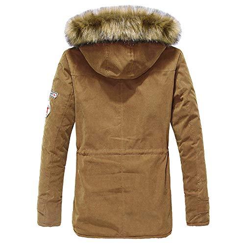 63946995cb Prezzo cloom giacche uomo cappotto inverno