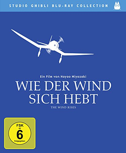 Wie der Wind sich hebt (Studio Ghibli Blu-ray Collection)