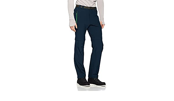 CMP/ /F LLI Campagnolo Pantalon Zipp Off pour Homme